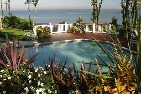 Fort Salonga Pool Builder Paco Pools