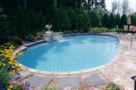 Manhassett Pool Builder Paco Pools