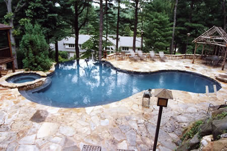 Upper Brookeville Pool Builder Paco Pools