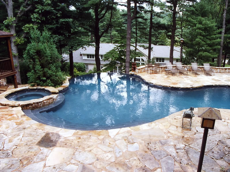 Old Brookville Pool Builder Paco Pools